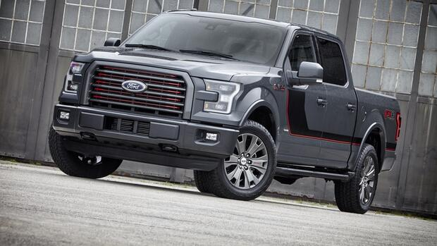 Meistgebaute Autos 2016 - Ford-Pick-up ist Produktionsweltmeister Quelle: Ford