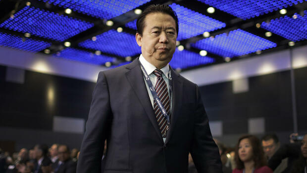 Interpol-Chef Meng Hongwei: Erdogans Vollstrecker