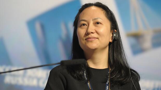 Huawei: Finanzchefin auf Ersuchen der USA in Kanada verhaftet
