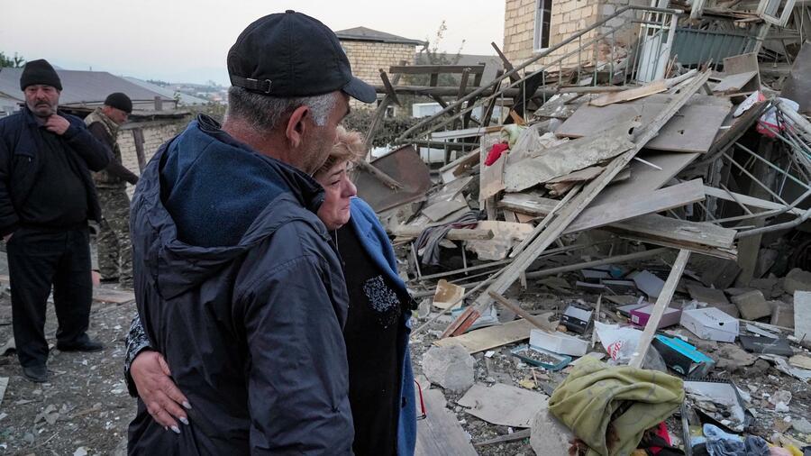 Berg Karabach Weitere Kampfe Trotz Neuer Ubereinkunft