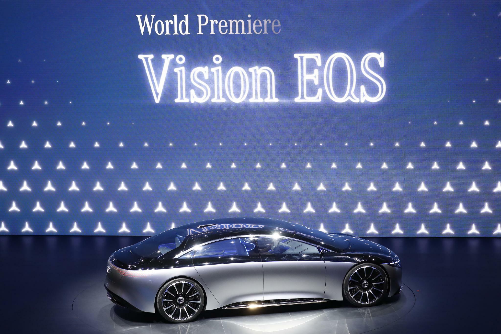 IAA: Daimler stellt die Zukunftsmodelle des Konzerns vor