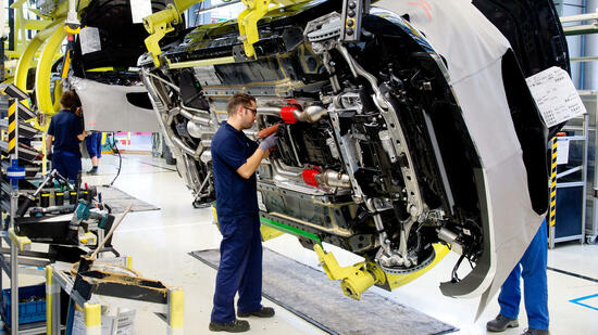 Daimler wehrt sich gegen Vorwurf illegaler Abgas-Manipulation