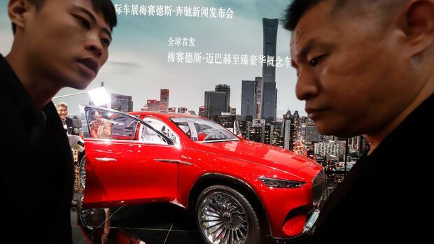 Daimler: Großaktionär Geely dementiert Berichte über Ausstieg