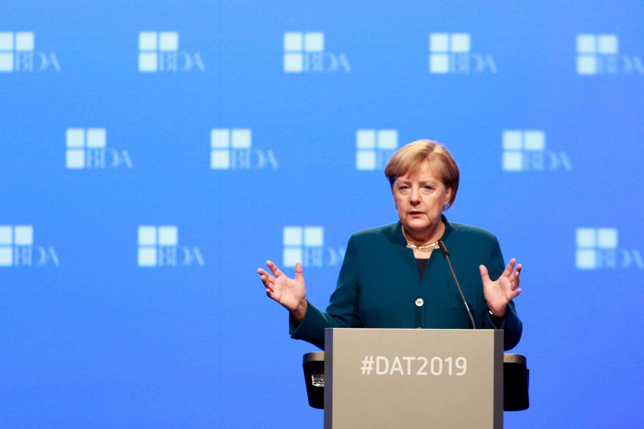 Angela Merkel: Unternehmer glauben der Kanzlerin nicht mehr