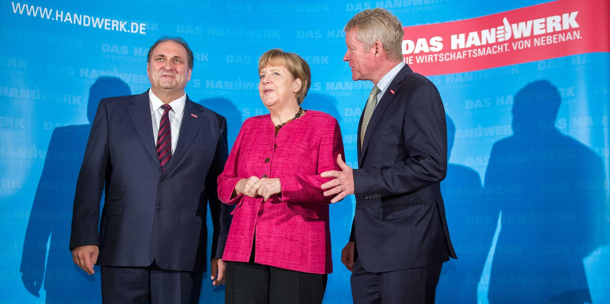 CDU-Parteitag: Wirtschaft erhofft sich politische Kehrtwende