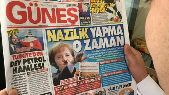 Bundesregierung droht offen mit Einreiseverbot für türkische Politiker