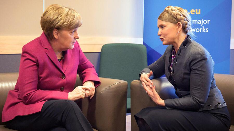 Bundesregierung kritisiert Julia Timoschenko