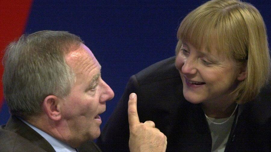 Angela Merkels Zeit An Der Cdu Spitze In Bildern
