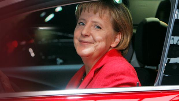 """Riesen-Spende an die CDU: """"BMW hat Merkel im Sack"""""""