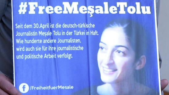 Mesale Tolu bleibt in Haft