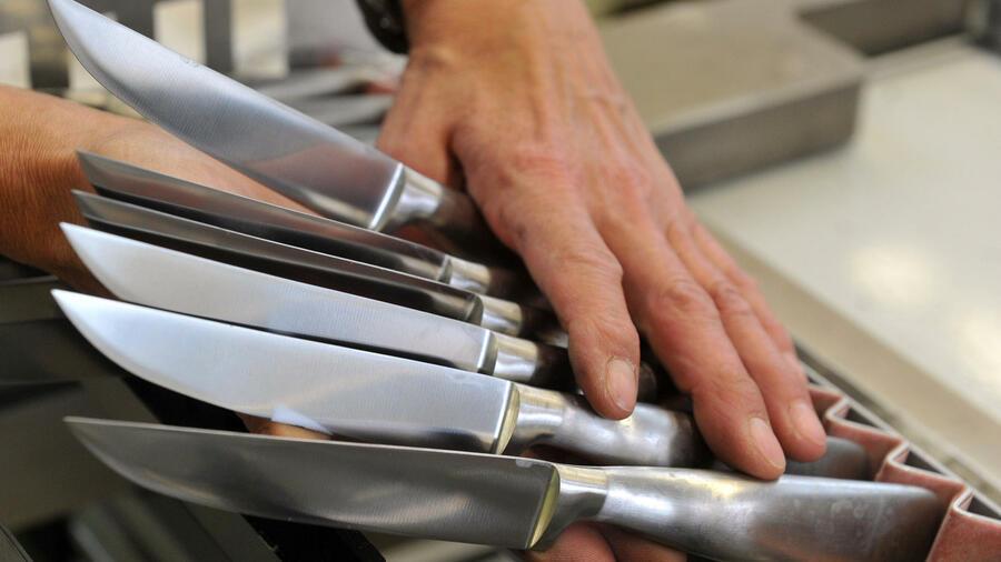Das Recht Auf Eine Waffe Vom Kuchenmesser Zum Morgenstern