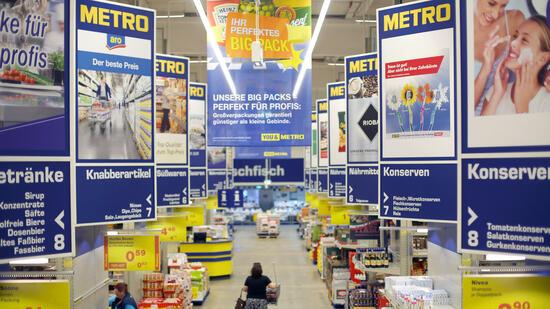 Media-Markt-Mutterkonzern Ceconomy wächst dank Onlinegeschäft