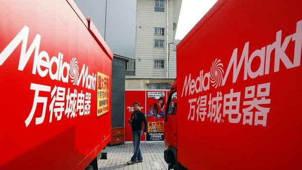metro konzern media markt zieht in china die rei leine. Black Bedroom Furniture Sets. Home Design Ideas
