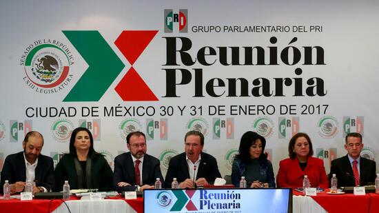 Mexiko: Regierungspartei greift zu alten Methoden