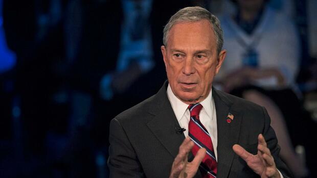 Bloomberg erwägt bei Präsidentschaftskandidatur Konzernverkauf