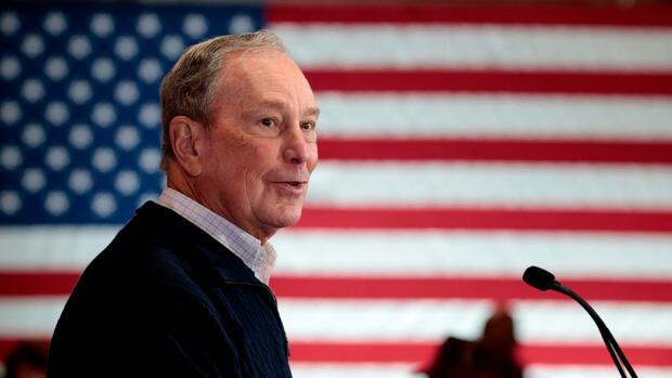 US-Präsidentschaftswahlkampf: Auch als Unternehmer will Michael Bloomberg der Anti-Trump sein