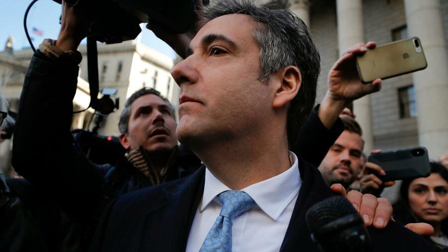 Trumps Ex-Anwalt soll nach Auffassung der Staatsanwalt für längere Zeit ins Gefängnis. Quelle: dpa