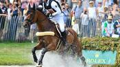 Pferdesport: Jung verabschiedet Gold-Pferd Sam aus dem Sport