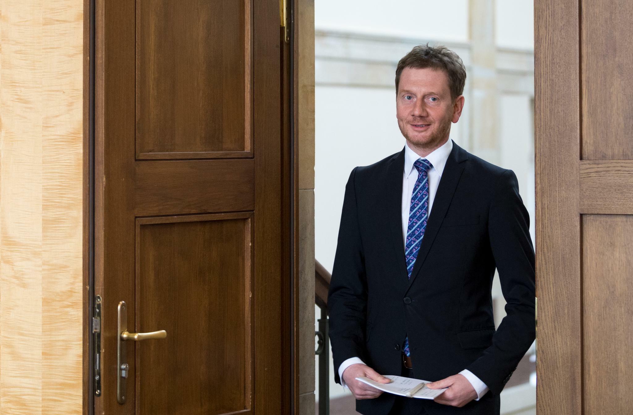 """Ministerpräsident Kretschmer: """"Wir verspielen die Zukunft"""""""