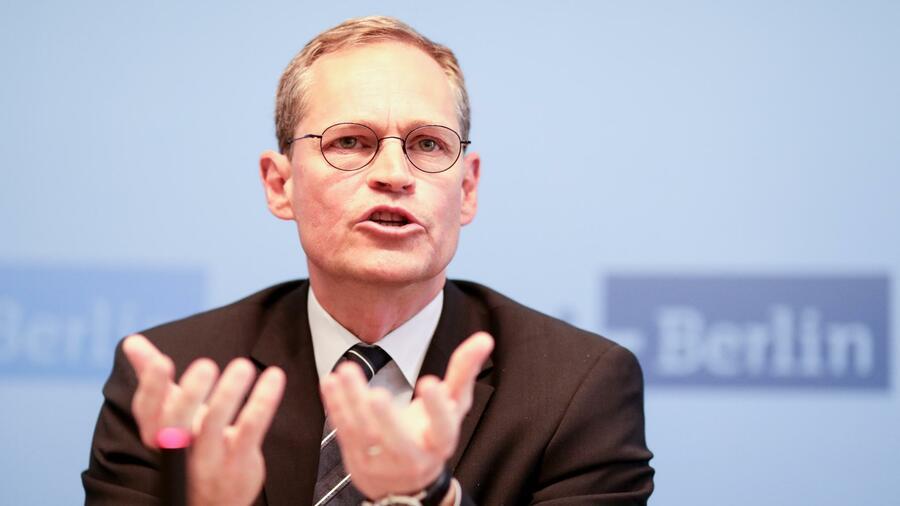 Berliner Regierungschef: