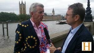 "Michael O'Leary fordert ""Bremain"""