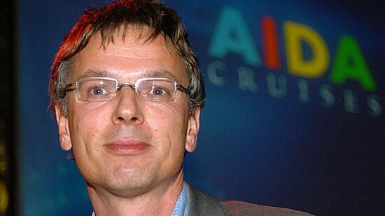 Aida-Chef <b>Michael Thamm</b> soll die Führung bei Costa übernehmen. Quelle: dpa - 2-format2010