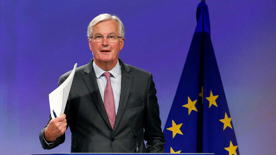 Brexit-Verhandlungen gehen in Brüssel in die vierte Runde