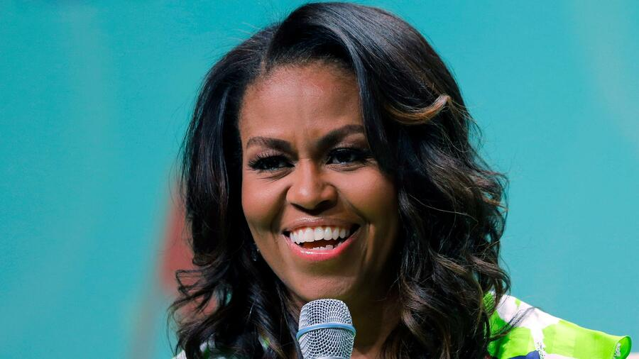 In ihrem neuen Buch: Michelle Obama attackiert Präsident Trump