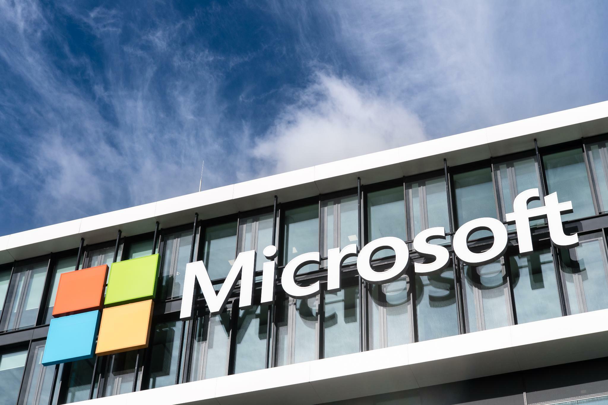 Microsoft beschließt Aktienrückkäufe von bis zu 40 Milliarden Dollar