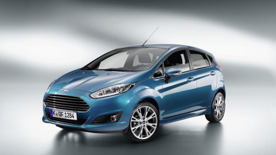 Mit Einer Umfassenden Produktoffensive Will Ford In Den Nächsten Fünf Jahren Seine Kundenzahl Europa Deutlich