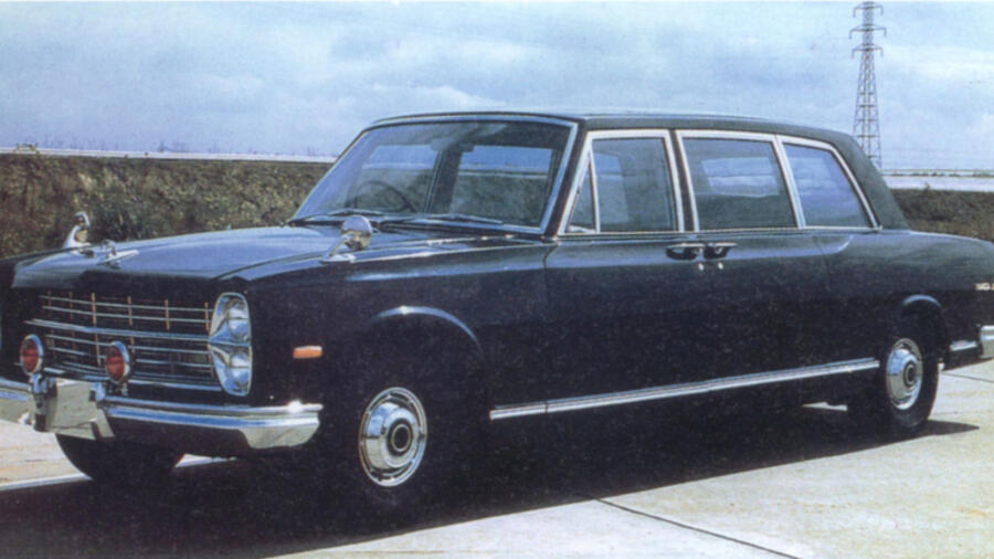 Nissan Price Royal von 1966. Quelle: PR