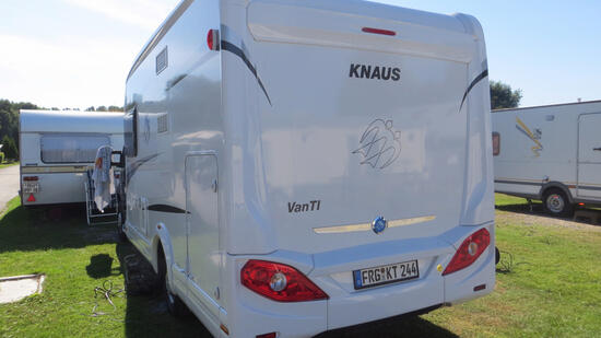 Reisemobil Knaus Van Ti 600 Mg Ger Umiger Zweischl Fer