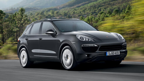 porsche cayenne s diesel drehmomentwunder mit turbo sound. Black Bedroom Furniture Sets. Home Design Ideas