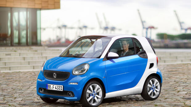 Der Neue Smart For Two Test