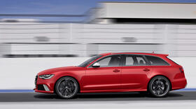 Audi RS6 Avant: Supersportler und Lastesel