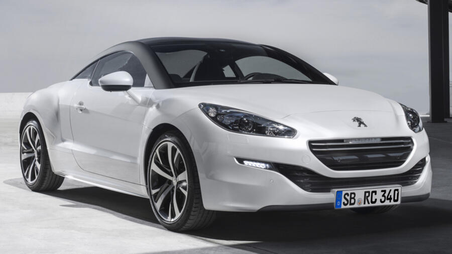 peugeot sport coup rcz franz sischer beau bald noch sch ner. Black Bedroom Furniture Sets. Home Design Ideas