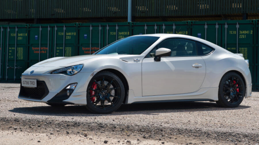 Toyota GT86 TRD Quelle: MID