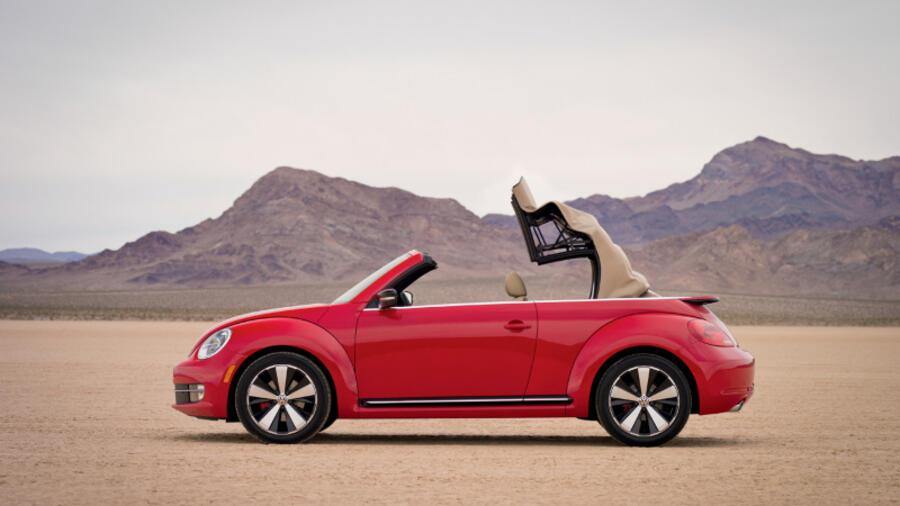 vw beetle cabrio am meisten spa macht der 200 ps benziner. Black Bedroom Furniture Sets. Home Design Ideas