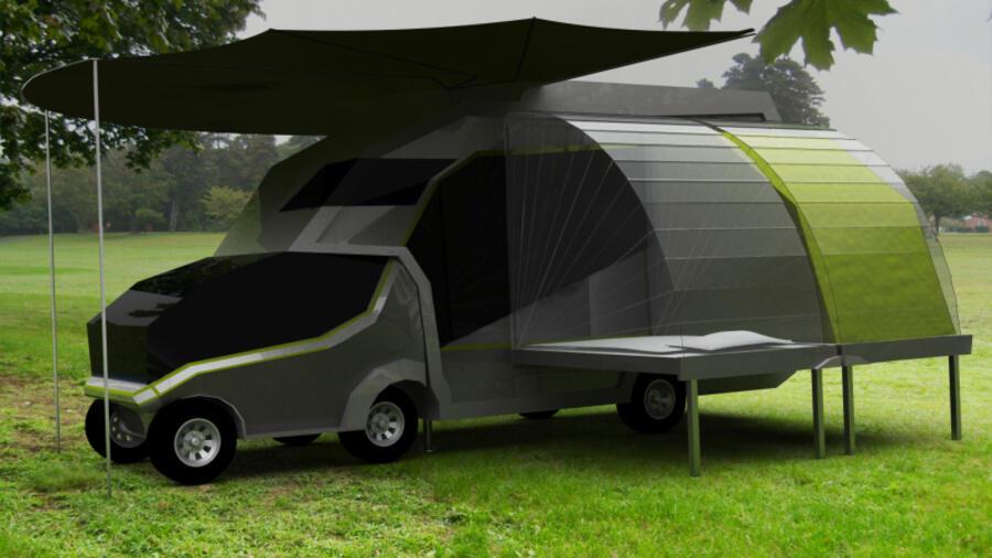 caravan salon in bildern worauf camper abfahren. Black Bedroom Furniture Sets. Home Design Ideas