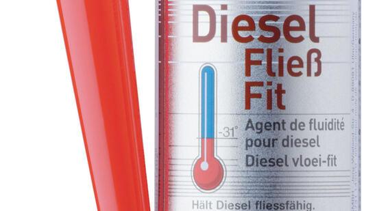 kraftstoffzusatz additiv h lt diesel im winter fl ssig. Black Bedroom Furniture Sets. Home Design Ideas