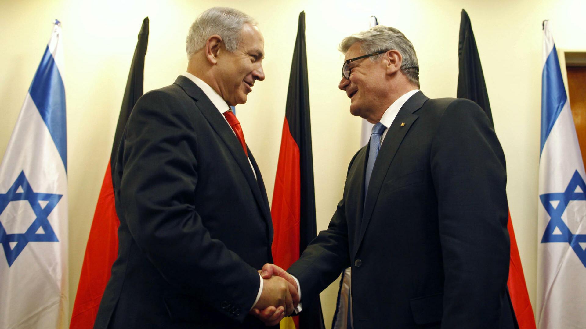 Bilderstrecke: Wie Gauck die Israelis von sich überzeugte