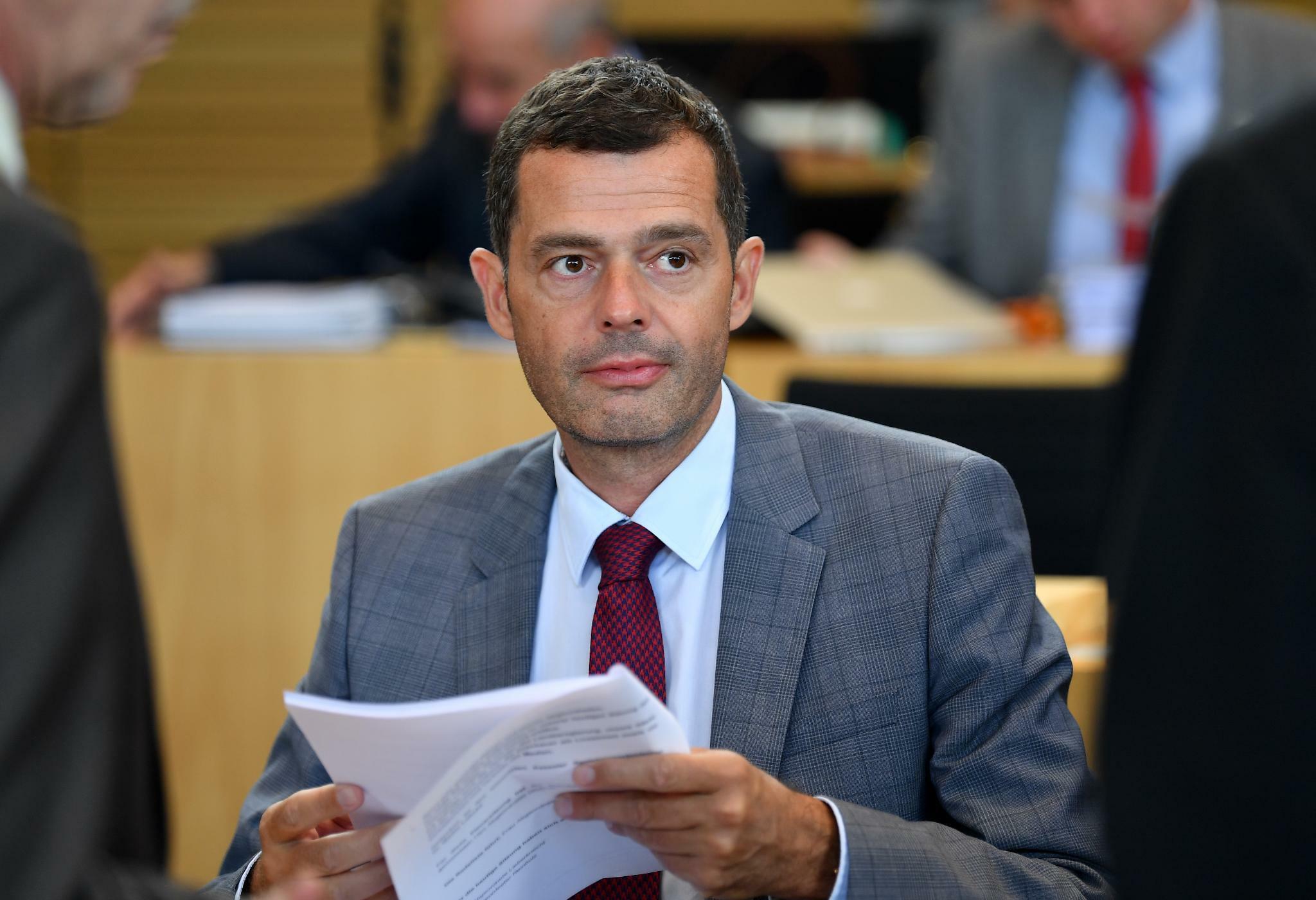 CDU-Politiker Mohring macht Morddrohung öffentlich