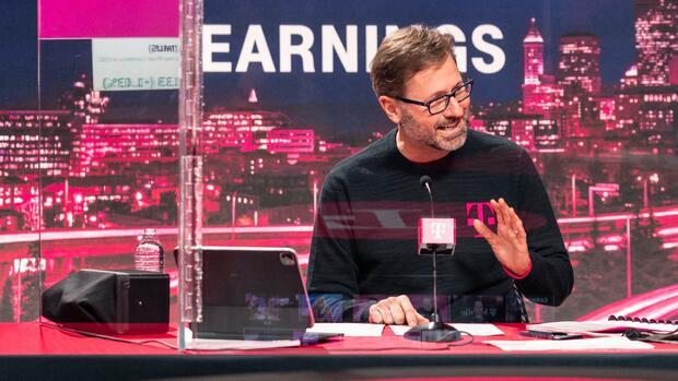 US-Mobilfunk: T-Mobile-CEO Mike Sievert ist der heimliche Star der Telekom-Bilanz