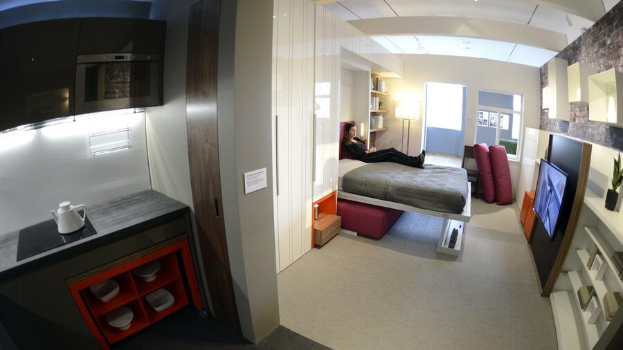 Knapper Wohnraum in New York: Luxus: Keine Frage der Größe, sondern ...