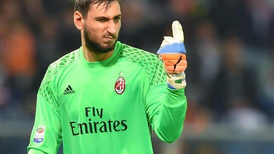 Goalie-Talent Donnarumma will Vertrag mit Milan nicht verlängern