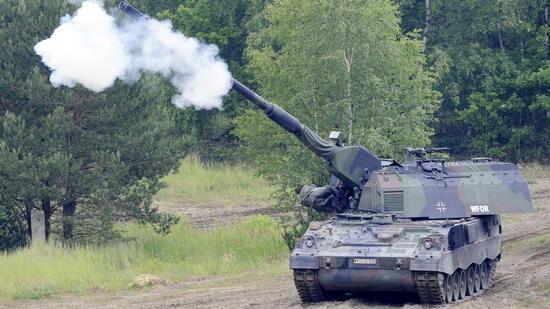 Panzertruppe Bundeswehr