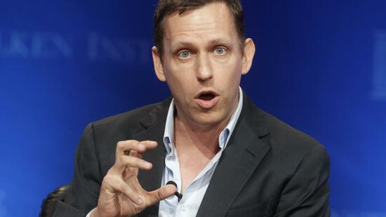 Milliardär Peter Thiel