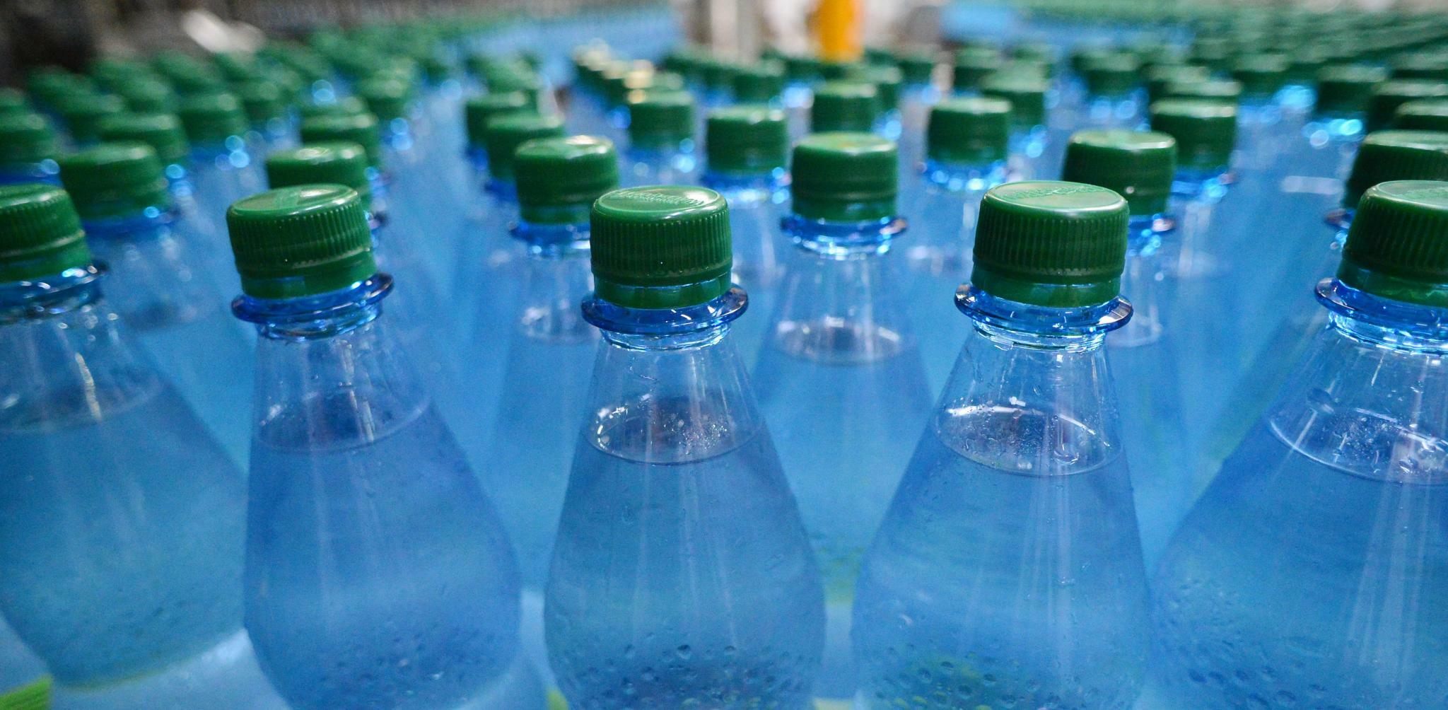 """Mineralwasser: """"Greta-Effekt"""" macht Mineralbrunnen zu schaffen"""