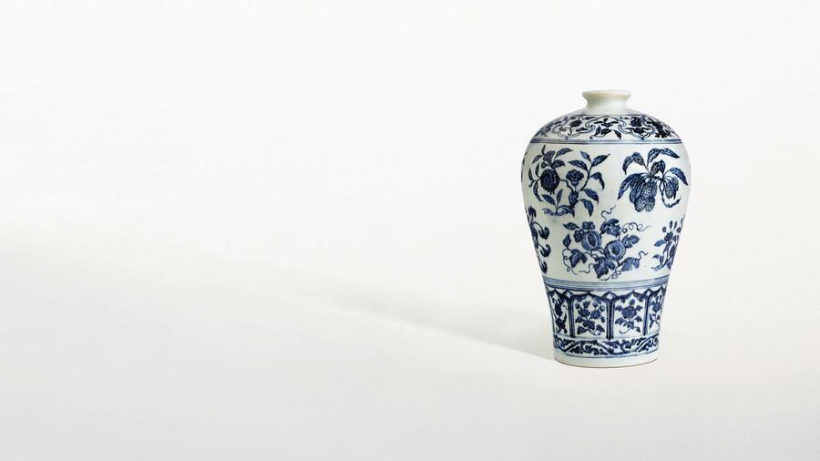 hongkong 21 millionen us dollar f r ming vase. Black Bedroom Furniture Sets. Home Design Ideas
