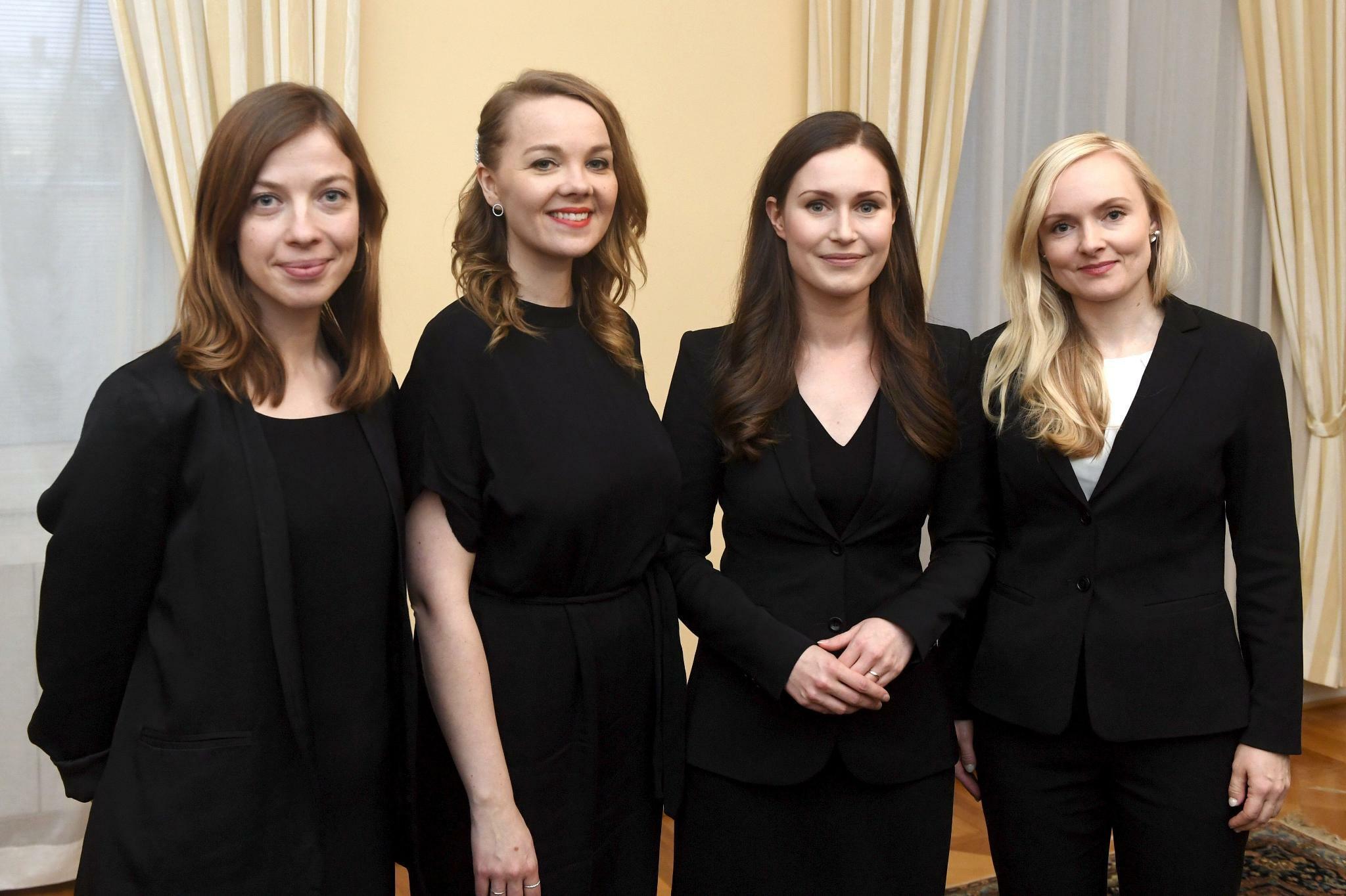 Finnland: Frauen haben die Macht übernommen